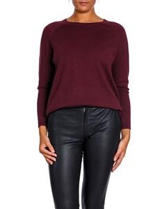 Lexington Sweater Lea Dark Red