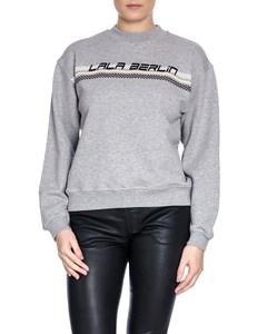 Lala Berlin Sweatshirt Grey Melange