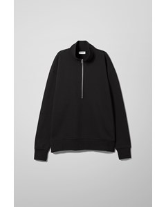 Jive Half Zip Sweatshirt Black