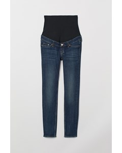 Mama Skinny Jeans Mörk Denimblå
