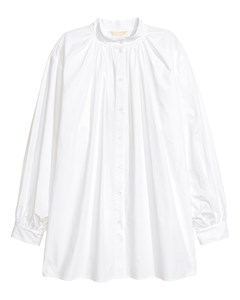 Cotton Shirt White