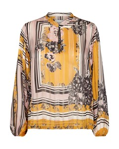 Valley Ls Blouse Inca Gold