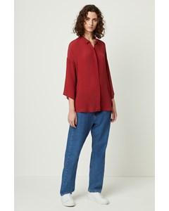 Etta Silk Mix Shirt