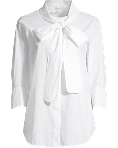 Cl Orobowie Cotton Shirt White