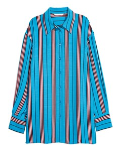 Striped Shirt Blue