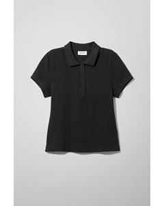 Oria Polo Shirt Black