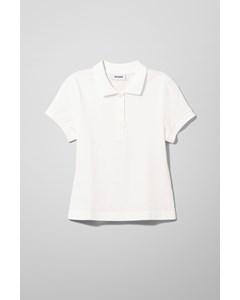 Oria Polo Shirt White