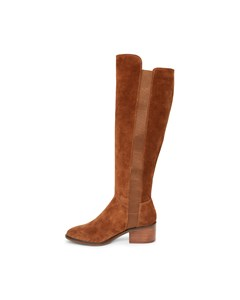 Giselle Boot  Chestnut Suede