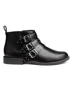 Embla Boot Black