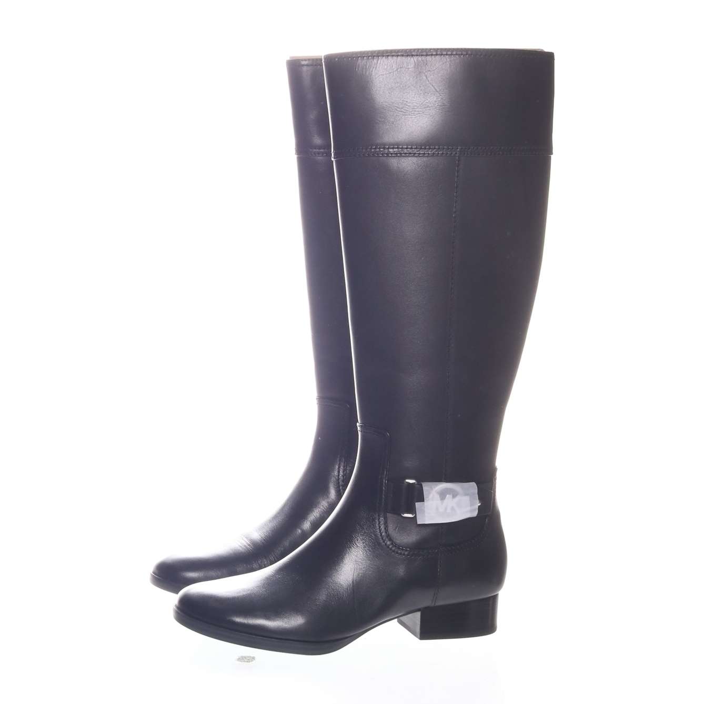 Köp MICHAEL Michael Kors Harland Boot 001 Black Skor Online