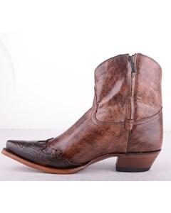6005l low zip boot brown