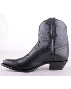 6000l low boot black