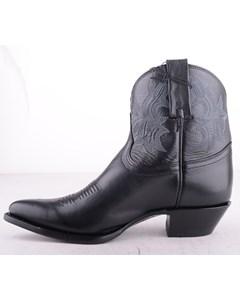 6000l low boot black