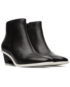 Brooke Ankle Boots Black