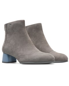 Twins Ankle Boots Grey