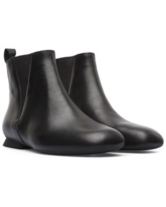 Casi Myra Ankle Boots Black