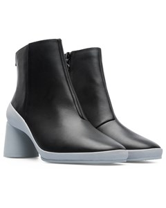 Upright Ankle Boots Black