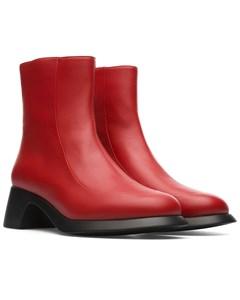 Trisha Boots Red