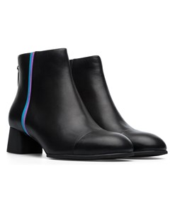 Twins Ankle Boots Black