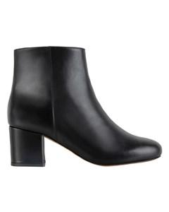 Lamé Leather Boots La Passion La Passion