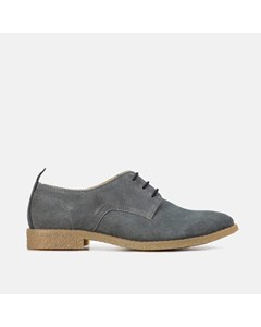 Ladies Rf Mia Light Grey Desert Shoe