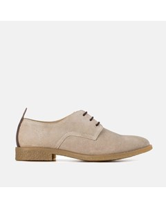 Ladies Rf Mia Tan Suede Desert Shoe