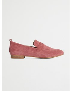 Biacara Suede Shoe  Rose 1