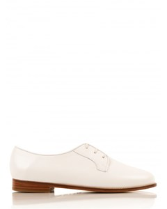 Leather Derbies With Laces L Adorable