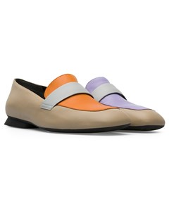 Twins Flat Shoes Multicolor