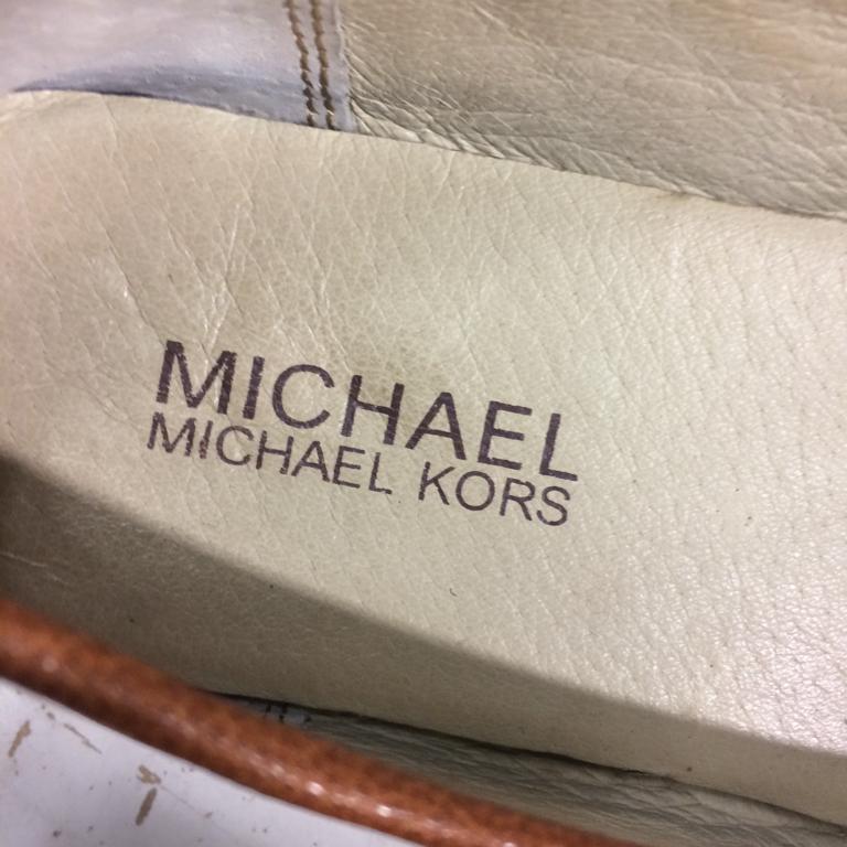 Köp MICHAEL Michael Kors Alexandra Skor Online | FOOTWAY.se