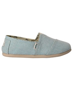 Canvas Espadrilles Classic Panama Ceramic Green 034