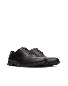 Mil Formal Shoes Black
