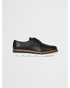 Biastela Lace Shoe  Black
