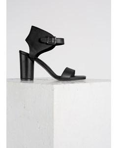 Versailles Heels Black