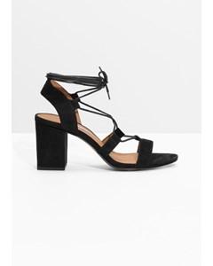 Sandalette Black