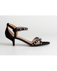 Erluis Sandale schwarz