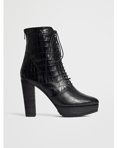 Tangled Boot Crocco A Black