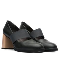 Kara Heels Grey