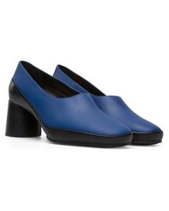 Upright Heels Blue
