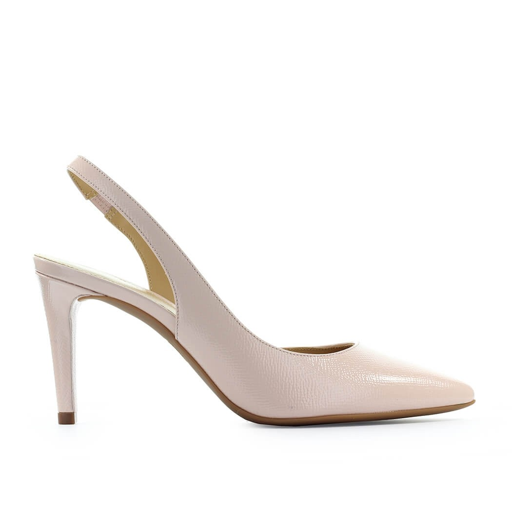 Michael Kors Lucille Flex Soft Pink Sling Back Pump
