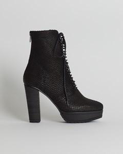 Tangled Boot Crocco Black