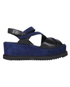 Accessoire Diffusion  - Pacific Wedge Sandals - Blue