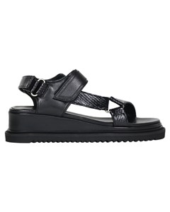 Accessoire Diffusion  - Philo Wedge Sandals - Black