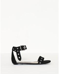 Rock Chic Sandal Black
