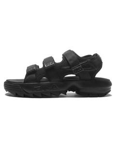 Disruptor Sandal Wmn Black/black
