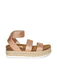 Kimmie Sandal Rose Gold