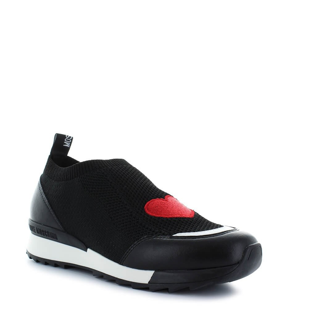 Love Moschino Women's Leather Slip On Sneakers | Upp till 70