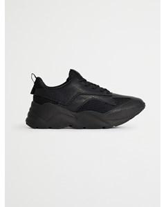 Biabecky Suede Sneaker  Black 8