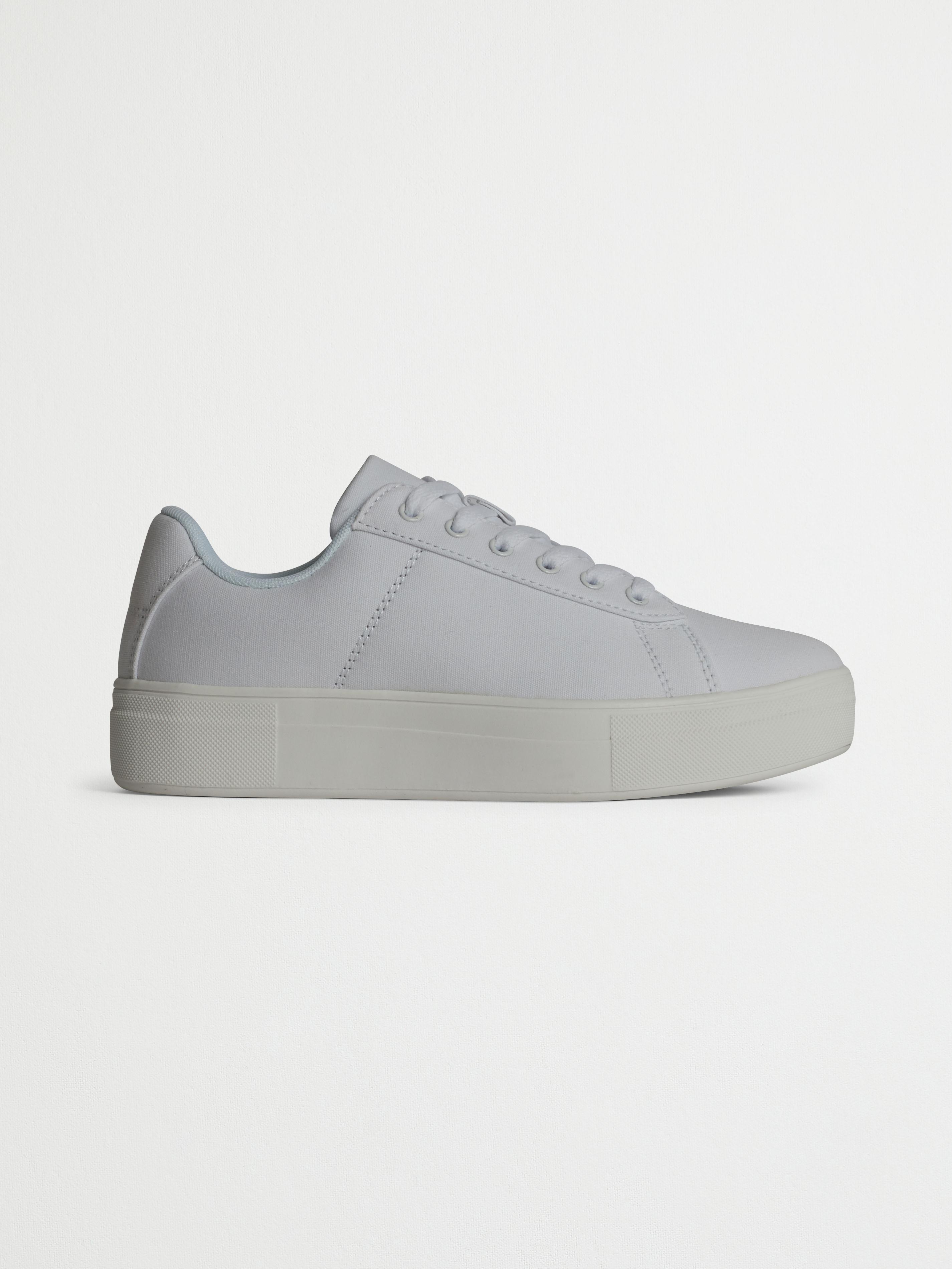 Massimo Dutti Sneakers Man Beige Skor Låga Köpa Online