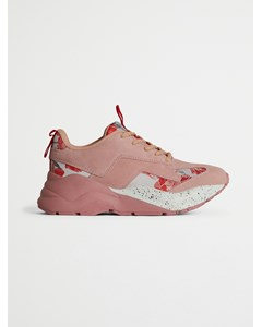 Biabecky Suede Sneaker  Powder 4